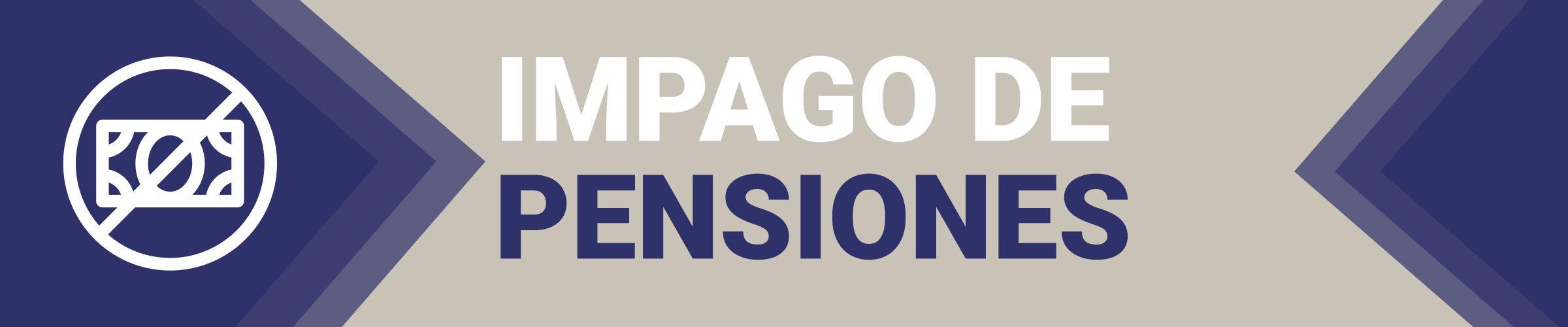 impago de pensiones